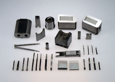 Plastic i mold with 1.2343 material, the parts used in the injection mold or die casting mold