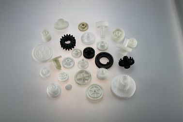 Cold runner or Hot runner gear box Plastic injection mold with POM material