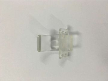 Transparency plastic injection moulded parts ,  precision plastic injection mold